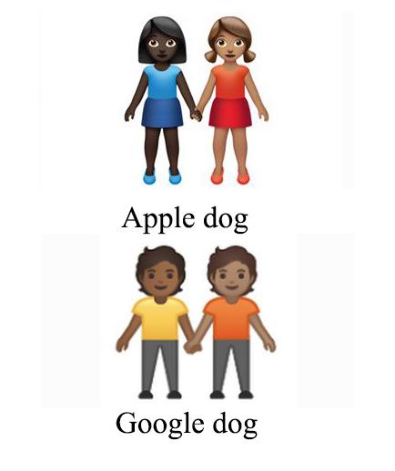 Apple+Google Couple
